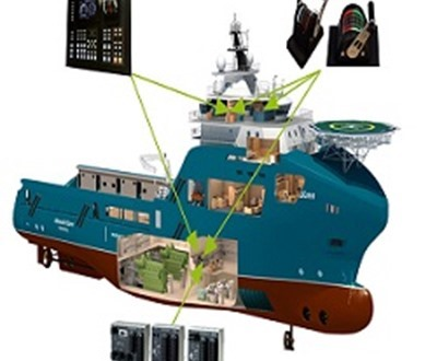 The Noris Integrated Alarm and Monitoring system, we produce, has been delivered by completing its HAT and SAT tests under the supervision of Class and shipowner company.