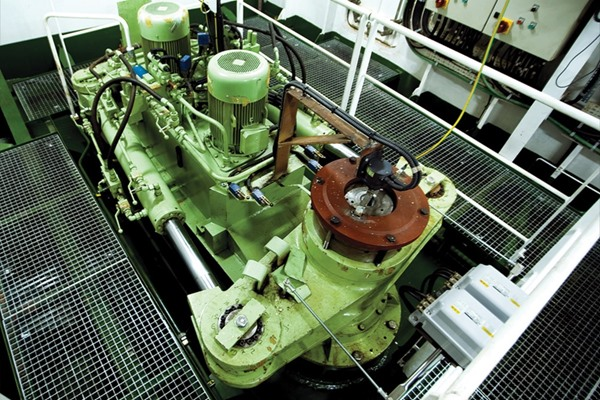 DECK MACHINERY AND SHIP EQUIPMENT